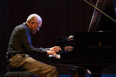 Adegoke Steve Colson Atlantique jazz festival Conservatoire de musique Brest samedi 17 octobre 2015 par Herve Le Gall