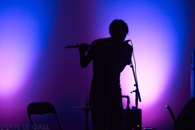 Bitchin bajas Atlantique jazz festival Centre d'art Passerelle samedi 17 octobre 2015 par Herve Le Gall