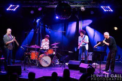 Earthly bird Cabaret Vauban mardi 21 avril 2015 par Herve Le Gall