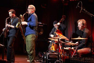 Henri Texier Hope Quartet au Cabaret Vauban jeudi 19 mars 2015 par Herve Le Gall.