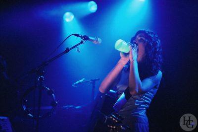 La grande Sophie Cabaret Vauban Brest mercredi 25 février 2004