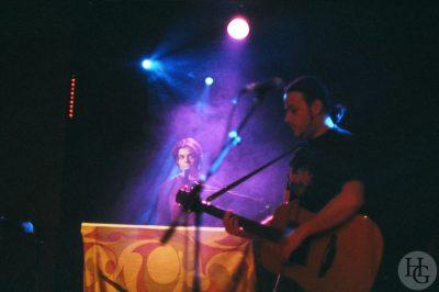 Mickey 3D Cabaret Vauban Brest mercredi 2 avril 2003