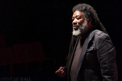 Wadada Leo Smith Mike Reed Atlantique jazz festival Conservatoire Brest dimanche 18 octobre 2015 par Herve Le Gall.