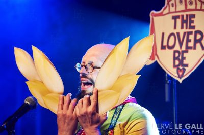 The Lover Be Cabaret Vauban Festival Sonore vendredi 8 mai 2015 par Herve Le Gall.