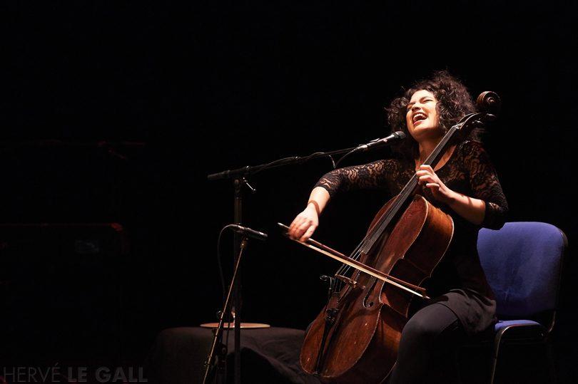 Ana Carla Maza Atlantique Jazz Festival Le Roudour vendredi 9 octobre 2015 par Herve Le Gall