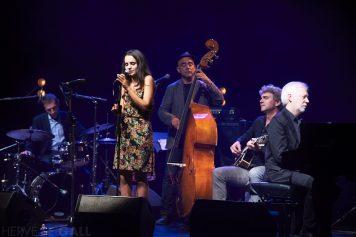 Andrea Motis et Joan Chamorro Quintet Atlantique jazz festival Le Family vendredi 2 octobre 2015 par Herve Le Gall