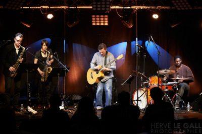 assemblee en concert au cabaret vauban en mars 2015 par Hervé Le Gall photographe