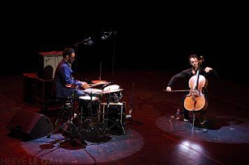 Gaspar Claus Mike Reed Atlantique jazz festival Mac Orlan jeudi 15 octobre 2015 par Herve Le Gall.