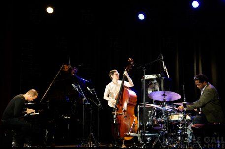Craig Taborn trio Atlantique jazz festival samedi 11 octobre 2014 par Herve Le Gall.