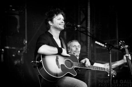 Détroit Festival les Vieilles Charrues samedi 19 juillet 2014 par Herve Le Gall.