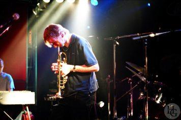 Erik Truffaz Cabaret Vauban Brest jeudi 18 décembre 2003 par Herve Le Gall photographe