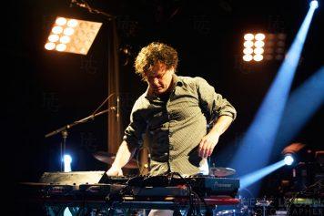 eRikm au Run ar Puns Festival Sonore samedi 24 mai 2014 par Herve Le Gall.