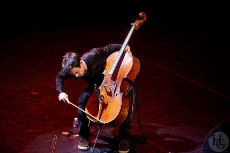 Gaspar Claus Mike Reed Atlantique jazz festival Mac Orlan jeudi 15 octobre 2015 par herve le gall photographe cinquieme nuit