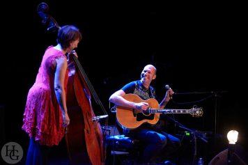 Hélène Labarriere et Hasse Poulsen Mac Orlan Brest Atlantique jazz festival mardi 11 octobre 2016