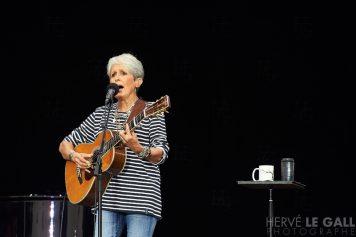Joan Baez Festival les Vieilles Charrues dimanche 19 juillet 2015 par Herve Le Gall