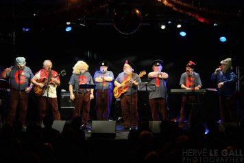 Les Goristes Cabaret Vauban dimanche 28 décembre 2014 par Herve Le Gall.