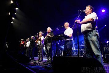 Les Goristes vingt ans de Quai ouest musiques 24 avril 2014 par Herve Le Gall.