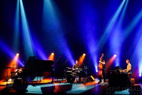 Lund Quartet Le Quartz Atlantique jazz festival samedi 18 octobre 2014 par Herve Le Gall.