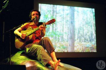 Mathieu Boogaerts Cabaret Vauban Brest jeudi 30 janvier 2003 par Herve Le Gall