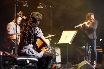 Mitchell, Reid, Reed Atlantique jazz festival Mac Orlan mercredi 14 octobre 2015 par Herve Le Gall.