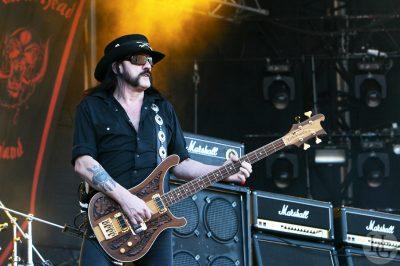 Motörhead Festival les Vieilles Charrues jeudi 17 juillet 2008 par Herve Le Gall
