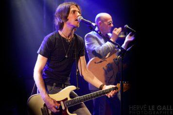 Roman electric band au Cabaret Vauban 31 mai 2014 par Herve Le Gall.