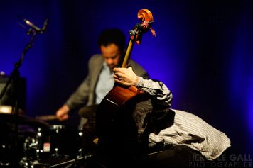 The Bridge 5 Cabaret Vauban Atlantique jazz festival jeudi 16 octobre 2014 par Herve Le Gall.