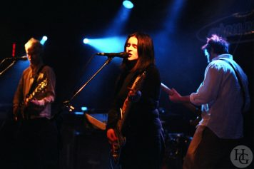 The Delgados Cabaret Vauban lundi 17 février 2003 par Herve Le Gall.