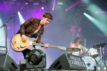 The same old band Festival les Vieilles Charrues vendredi 18 juillet 2014 par Herve Le Gall.