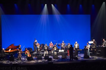 Third coast ensemble Atlantique jazz festival le Quartz mardi 13 octobre 2015 par Herve Le Gall.