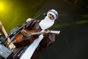 Tinariwen Festival les Vieilles Charrues vendredi 18 juillet 2014 par Herve Le Gall.