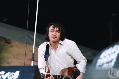 Cali Festival Vieilles Charrues vendredi 24 juillet 2004 par Herve Le Gall photographe