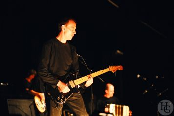 Les têtes raides Festival Insolent Quimper samedi 3 juillet 2004 par Herve Le Gall photographe