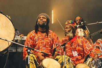Mystic Revelation of Rastafari Festival Art Rock Saint Brieuc samedi 29 mai 2004 par Herve Le Gall.