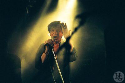 The fleshtones Cabaret Vauban Brest vendredi 21 mai 2004 par Herve Le Gall.