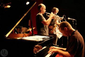7 Black butterflies Atlantique Jazz Festival vendredi 5 octobre 2007 par herve le gall photographe cinquieme nuit