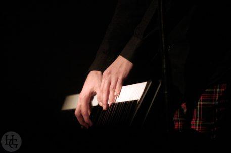 Albin de la Simone Espace Vauban jeudi 9 février 2006 par herve le gall photographe cinquieme nuit