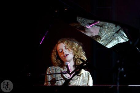 Alina Orlova Cabaret Vauban 9 novembre 2011 par herve le gall photographe cinquieme nuit