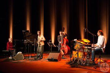 Alta quartet Mac Orlan 27 octobre 2012 Atlantique jazz Festival par herve le gall photographe