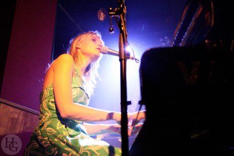 An Pierle and White Velvet Espace Vauban mercredi 8 novembre 2006 par herve le gall photographe cinquieme nuit