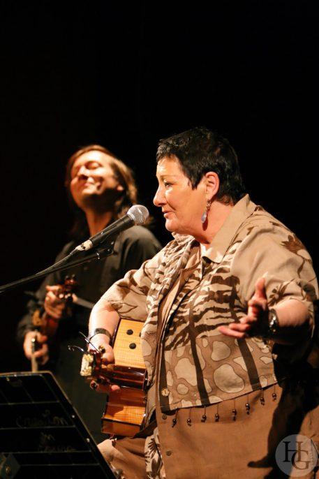 Anne Vanderlove Espace Vauban Brest mercredi 16 janvier 2008 par herve le gall photographe cinquieme nuit