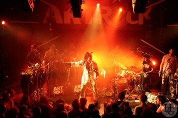 Antibalas Festival Art Rock dimanche 27 mai 2007 par herve le gall photographe cinquieme nuit