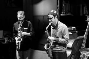 Attias et Peoch Cabaret Vauban 28 octobre 2012 Atlantique jazz Festival par herve le gall photographe cinquieme nuit