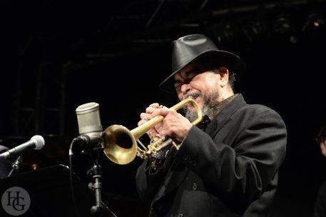 Benjamin Sanz Quintet au Vauban Atlantique jazz festival samedi 19 octobre 2013 photo par herve le gall photographe cinquieme nuit