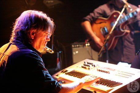 Bernard Lubat Espace Vauban vendredi 10 juin 2005 par herve le gall photographe cinquieme nuit