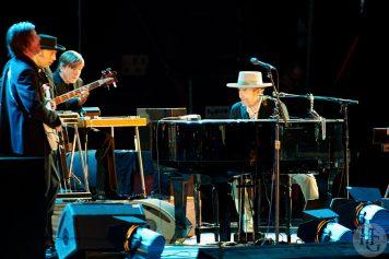 Bob Dylan Festival des Vieilles Charrues Carhaix dimanche 22 juillet 2012 par herve le gall photographe cinquieme nuit