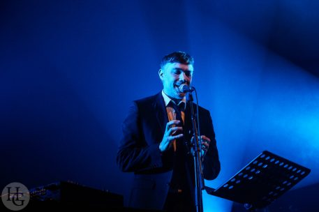 Buck65 en concert à La Carène Brest 21 février 2013 par herve le gall photographe cinquieme nuit