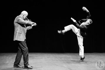 Cedolin et Roy Mac Orlan Festival Désordre 19 janvier 2013 photo par herve le gall photographe cinquieme nuit