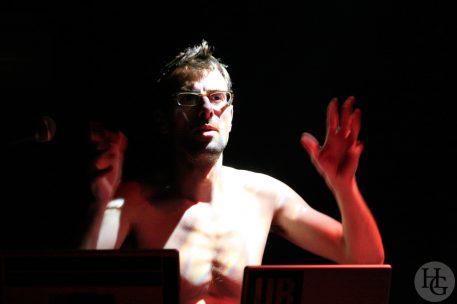 Champion Run ar Puns concert du samedi 28 octobre 2006 par herve le gall photographe cinquieme nuit