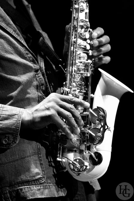 By any means Atlantique jazz festival Espace Vauban Brest 17 octobre 2007 par herve le gall photographe cinquieme nuit